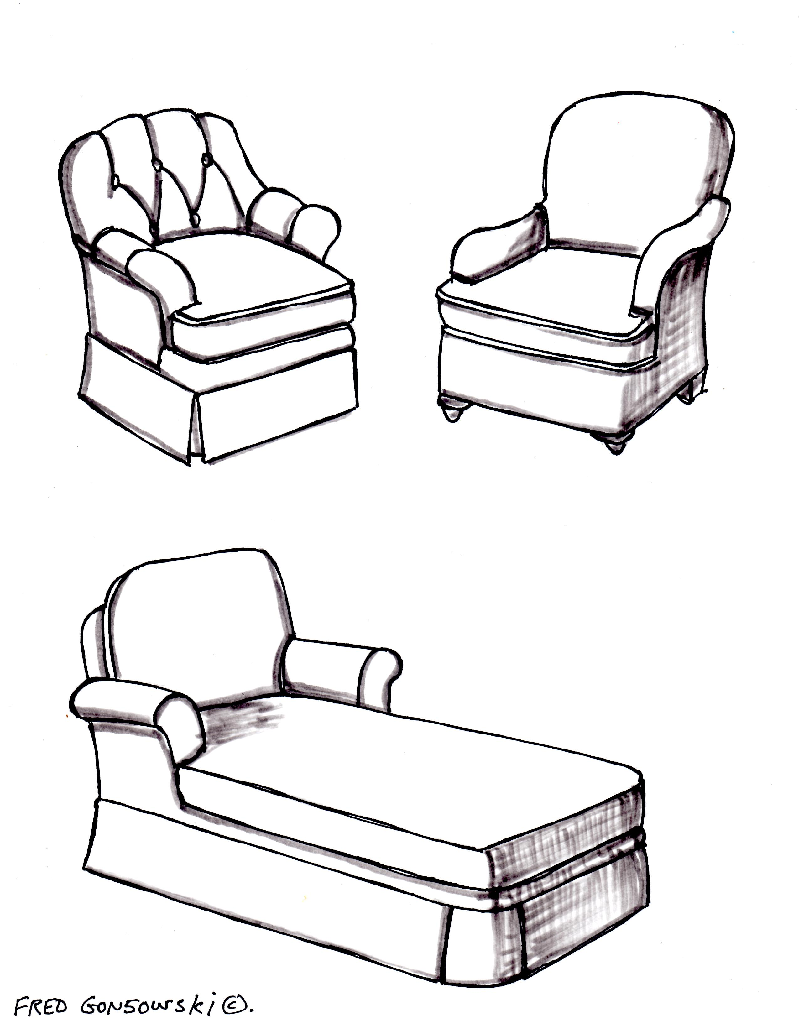 bedroom club chair best soccer mom chairs arranging furniture in a 15 foot wide by 25 long fred and chaise lounges are perfect additions to large