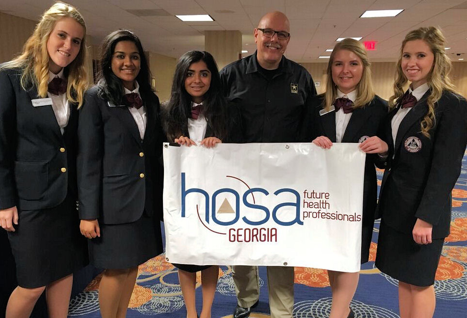 Georgia HOSA SLC