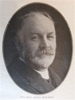 John Holmes 1871-1941 1918 Hinckley