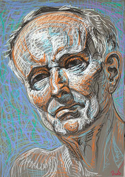 Paul, 2008, by Fred Hatt