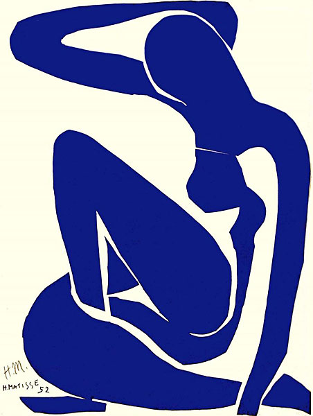 "Matisse, ""Blue Nude"""