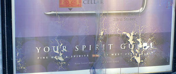 Your Spirit Guide, January 2007, photo by Fred Hatt