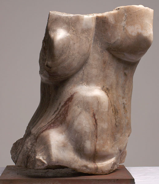 Thomas W. Brown, Alabaster, 2004, photo by Fred Hatt, 2009 #2