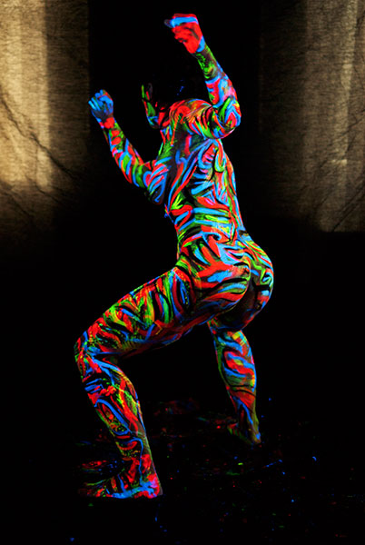 The Patterned Body Drawing Life By Fred Hatt