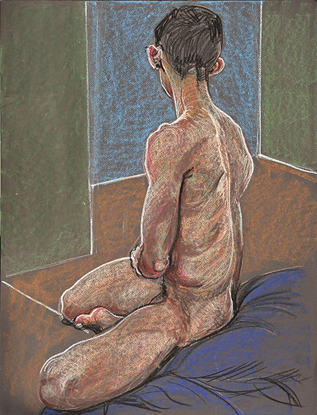 In a Room, 2013, by Fred Hatt