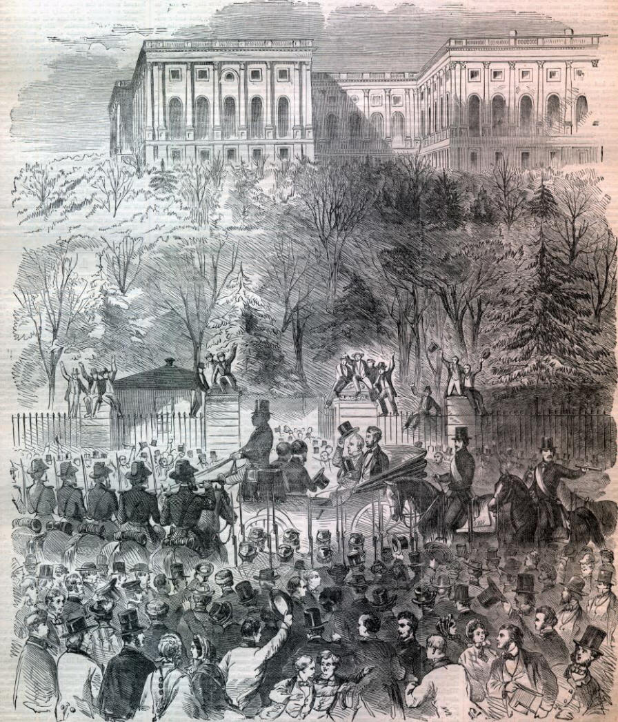 abraham-lincoln-inauguration-1861