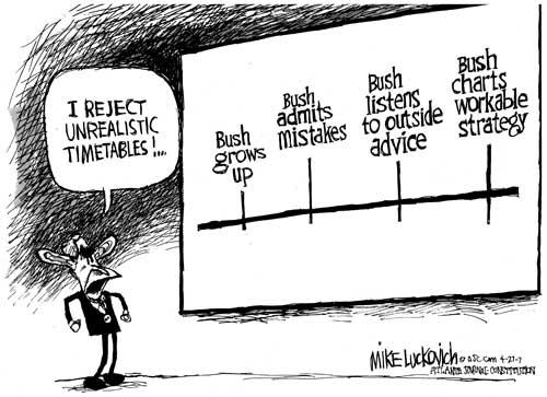 bush-timetable