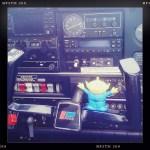 Alien is my co-pilot