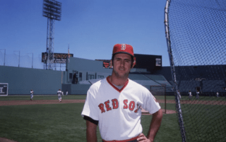 Fred Lynn Boston Red Sox