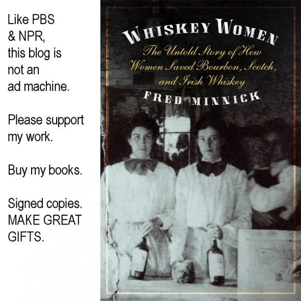 Whiskey Women Ad