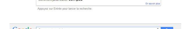 Google Trick - Suggestions
