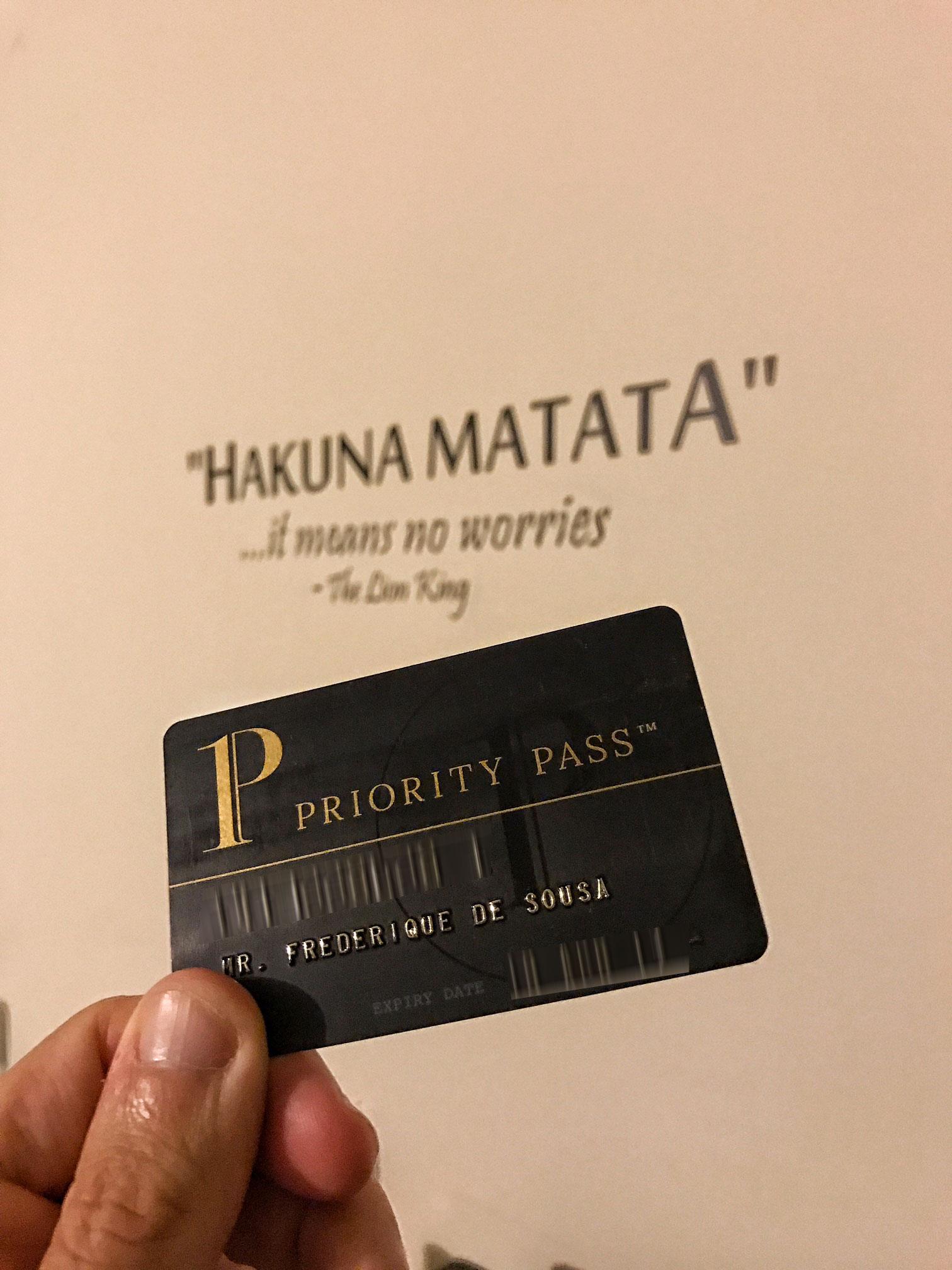 priority pass la carte qui vous ouvre les lounges des a roports le blog de fredods. Black Bedroom Furniture Sets. Home Design Ideas