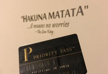 Carte Priority Pass