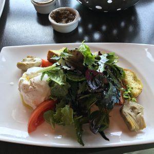 Salade Burrata