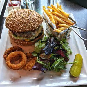 Burger Boeuf Wagyu