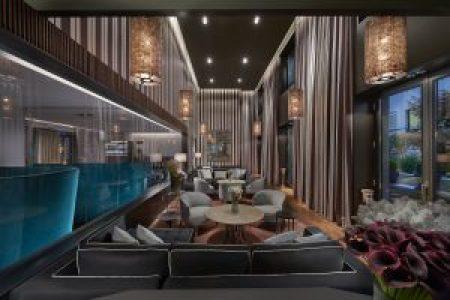 Intérieur Bar Mandarin Oriental Milan