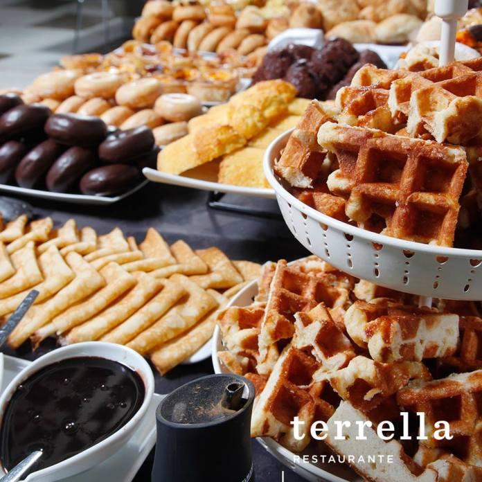 Restaurant Terrella Porto
