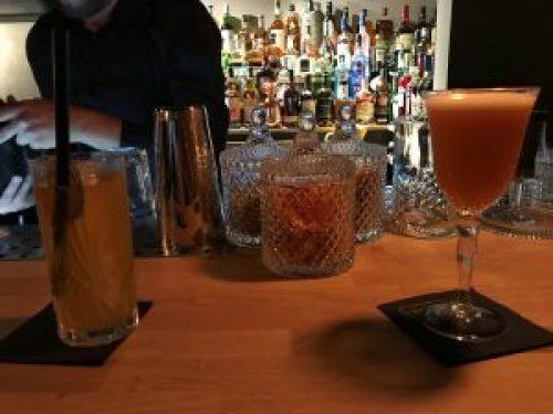 L'Alchimiste : Cocktails Dark & Stormy et Porn Star
