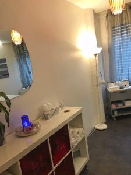 Masculin Center Lausanne : Salle de soin