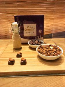 Maison Cailler : ssortiment chocolat Sublim