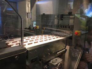 Maison Cailler : Chaîne de fabrication branche Cailler
