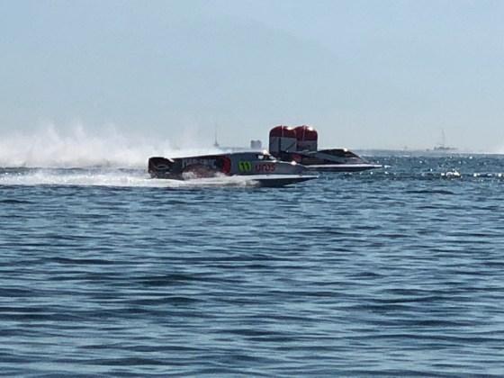F1 H2O - En pleine course
