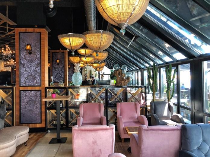 Besame Mucho - Décoration salle intérieure