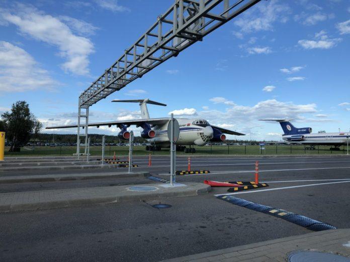 Minsk : Aéroport
