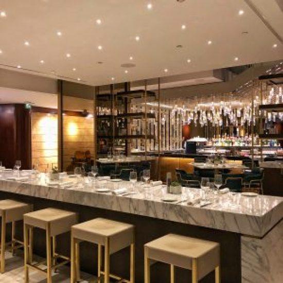 Hotel Fairmont Rey Juan Carlos I à Barcelone, Restaurant B•24
