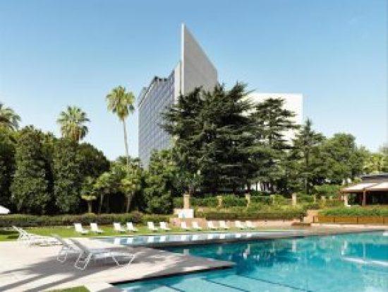Hotel Fairmont Rey Juan Carlos I à Barcelone, Restaurant Pool And Lounge