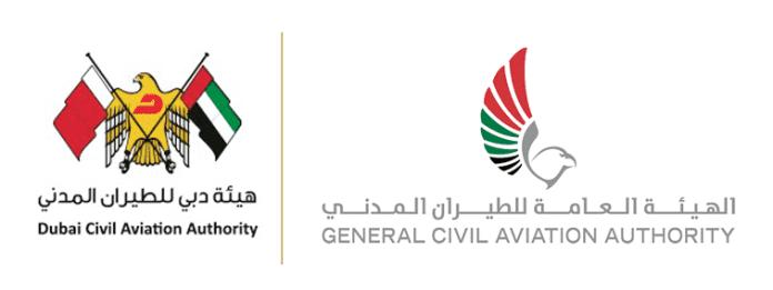 Logo DCAA et GCAA