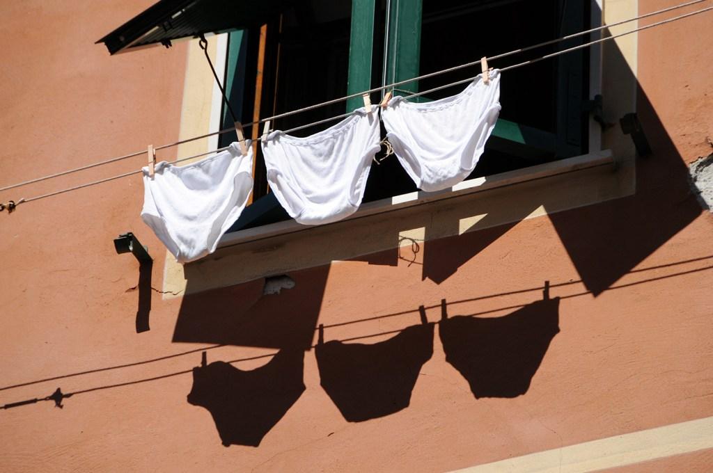 Three panties
