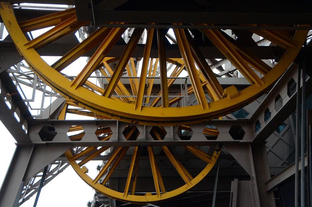 Eiffel wheels