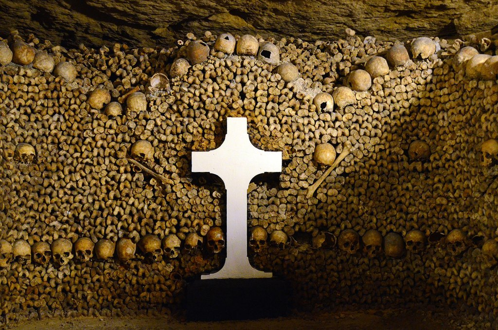 Cross of death