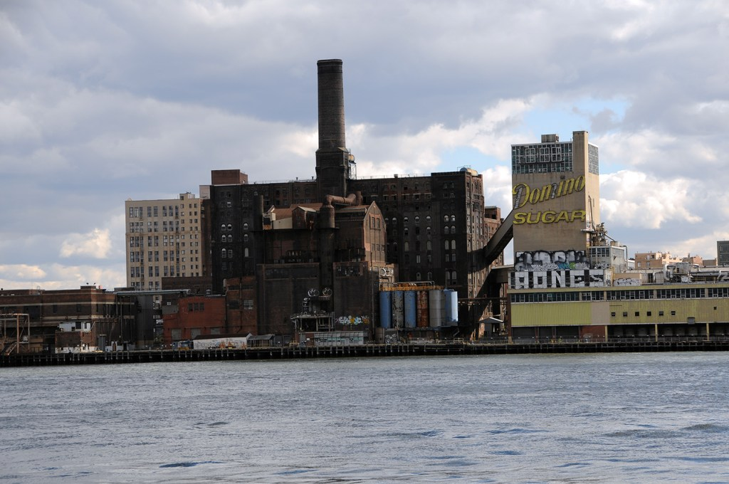 Factory on the Hudson