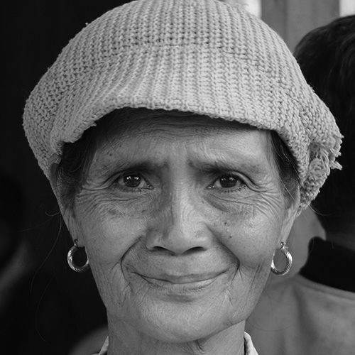 Lumad woman