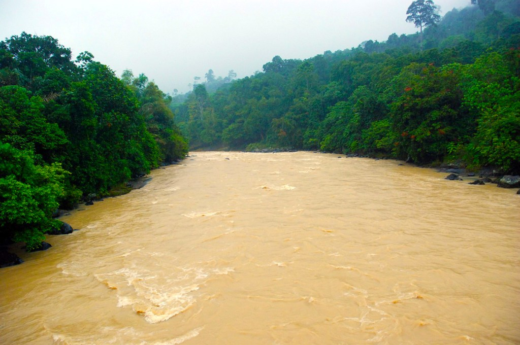 Aceh river