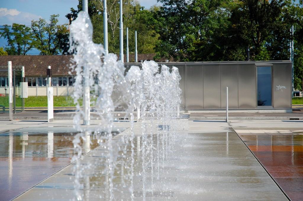 Fontaine des Nations