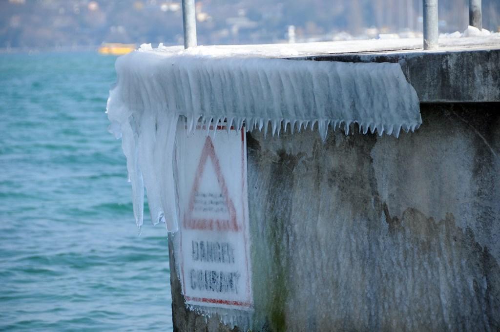 Frozen, Bains des Paquis