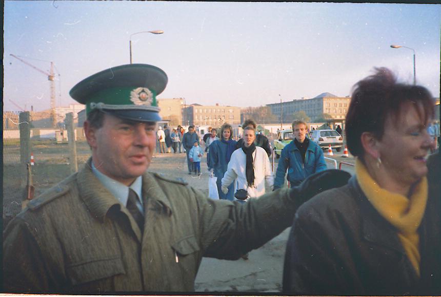 The West-German policeman