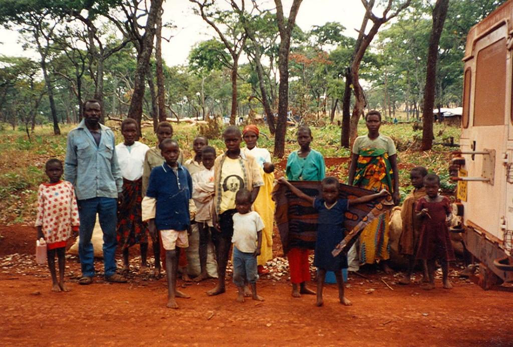refugees from Burundi