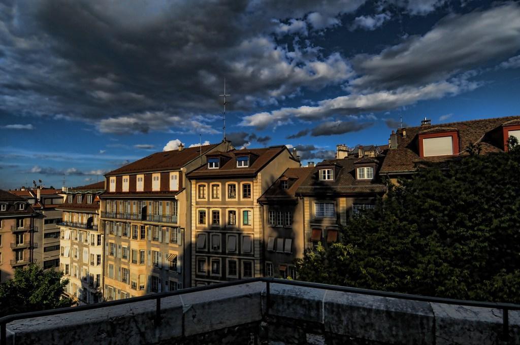 vieille ville