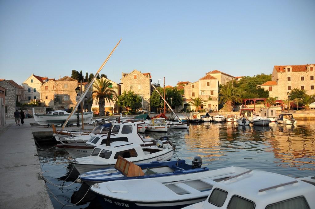 Prvic harbour