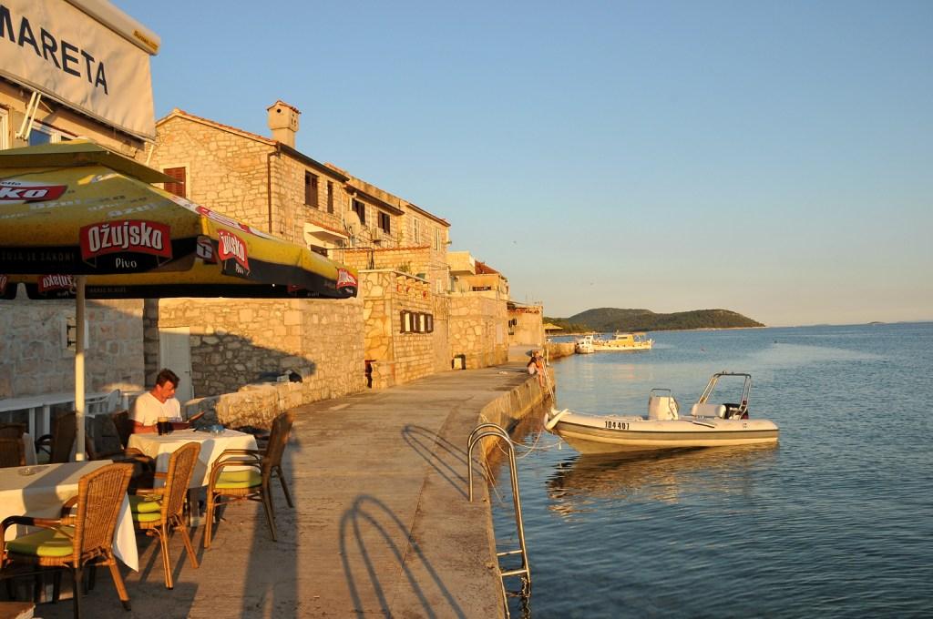 Prvic island, Croatia