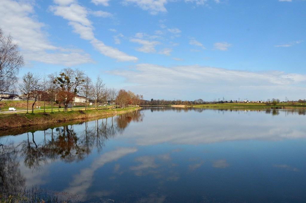 Bourgogne reflection