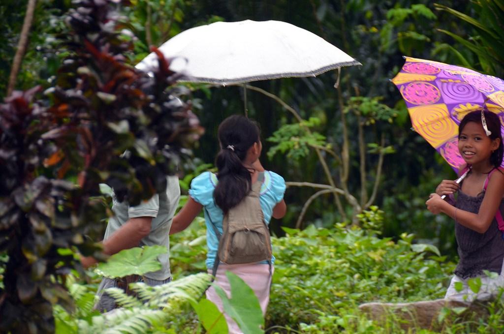 girls in eastern mindanao