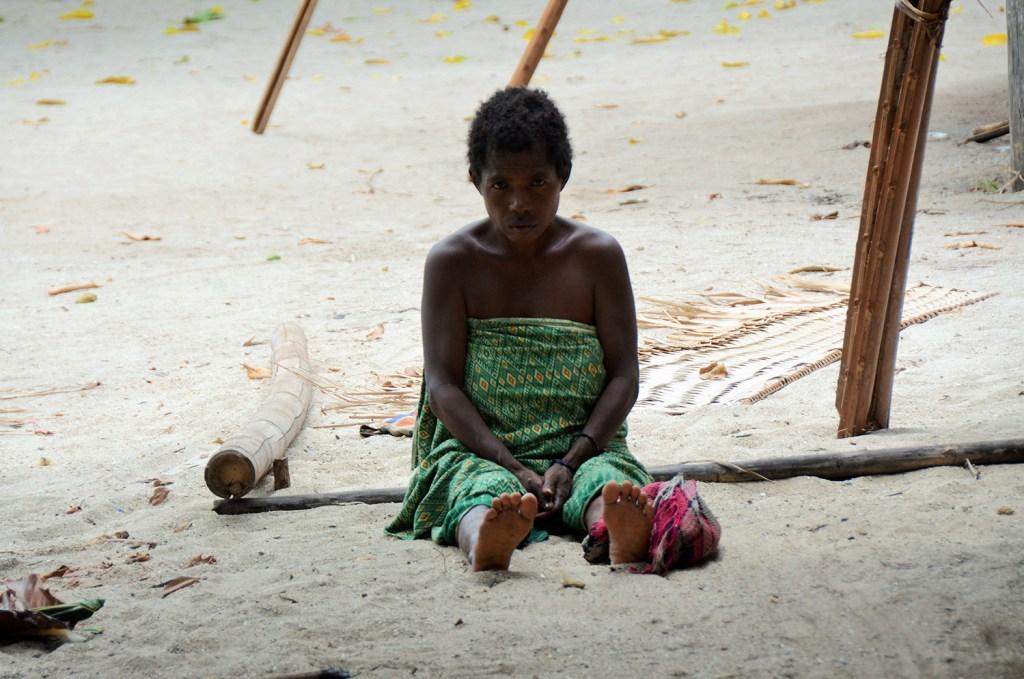 manam islanders PNG 2014 -jaded