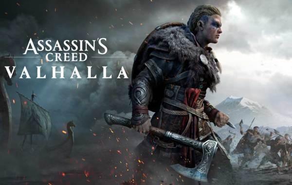 Assassin's Creed Valhalla artwork. Courtesy of Ubisoft.