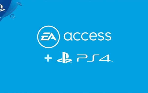 EA Access on PS4
