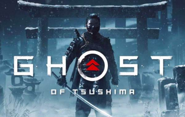 Ghost of Tsushima exclusively on PlayStation 4